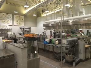 More intimate look at where the ice cream gets made. It was absolutely dynamite.