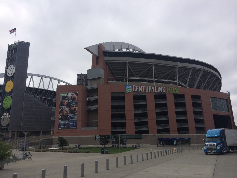Found a sleeping giant at CenturyLink Field